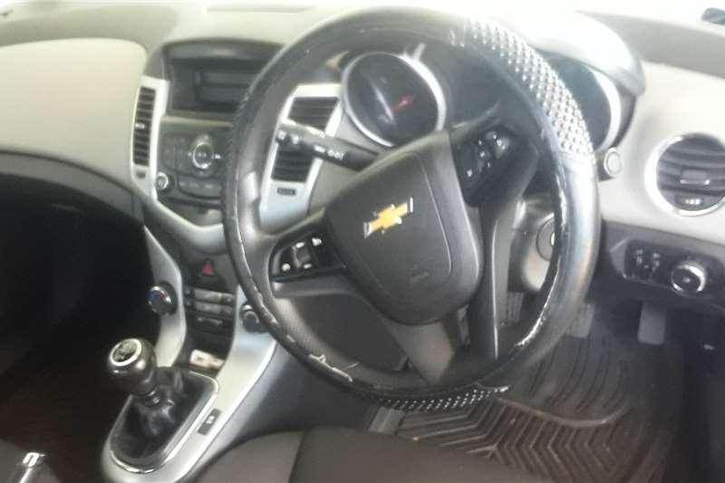 Used 2016 Chevrolet Cruze 1.6 L