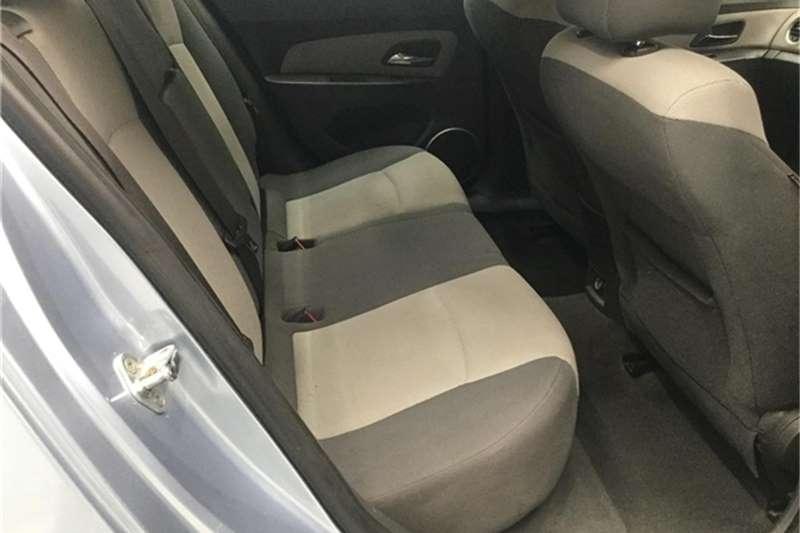 Chevrolet Cruze 1.6 LS 2010