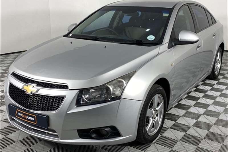 2010 Chevrolet Cruze Cruze 1.6 LS