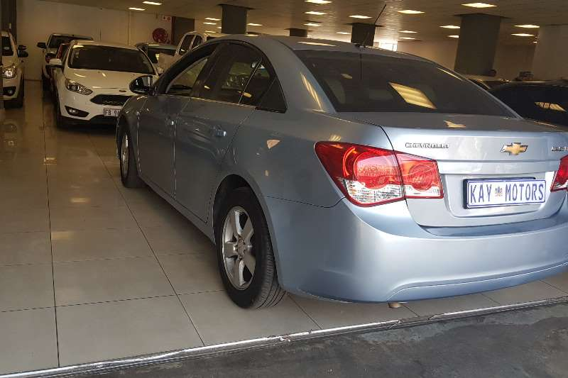 Chevrolet Cruze 1 6 Ls For Sale In Gauteng Auto Mart