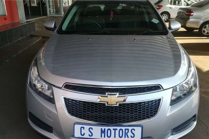 Chevrolet Cruze 1.6 LS 2011