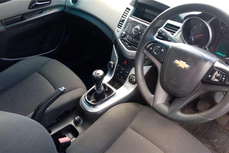 2012 Chevrolet Cruze Cruze 1.6 LS