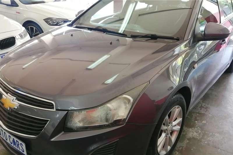Used 2012 Chevrolet Cruze 1.6 LS