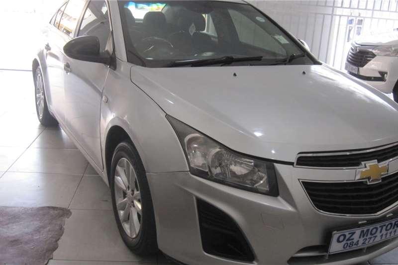 Chevrolet Cruze 1.6 LS 2013