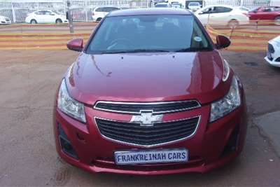 Used 2013 Chevrolet Cruze 1.6 LS