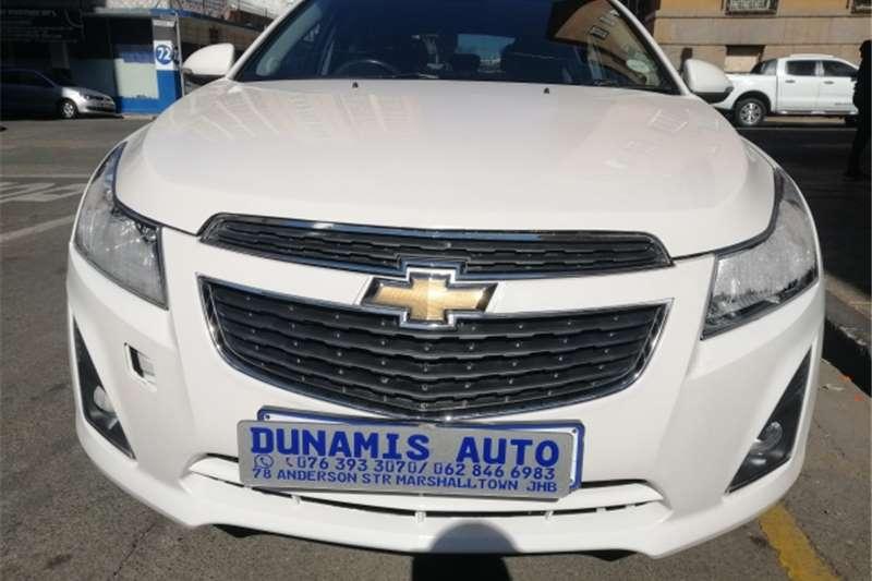 Chevrolet Cruze 1.6 LS 2014
