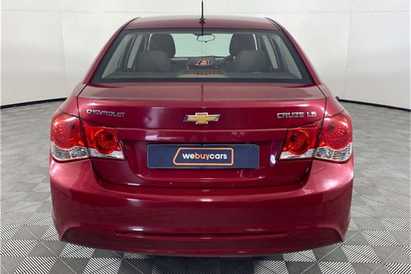 2014 Chevrolet Cruze Cruze 1.6 LS