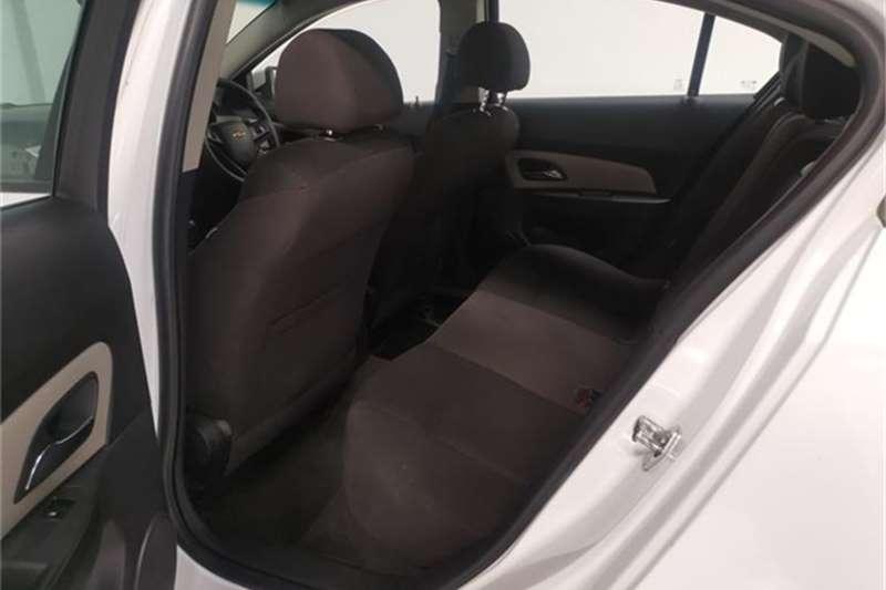 Used 2016 Chevrolet Cruze 1.6 LS