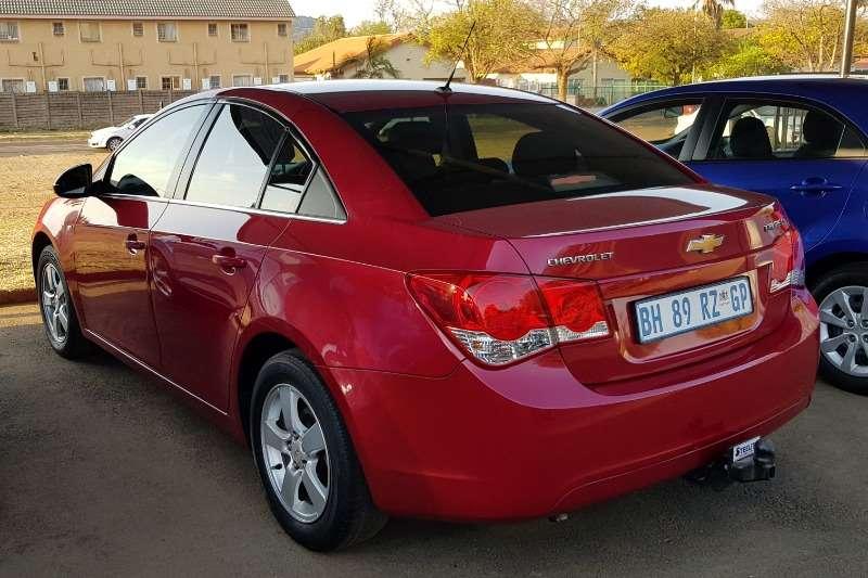 Chevrolet Cruze Cruze 1 8 Ls For Sale In Gauteng Auto Mart