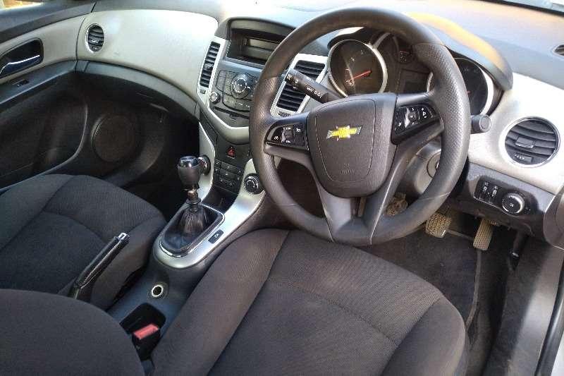 Used 2016 Chevrolet Cruze 1.8 LS