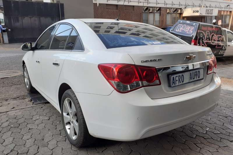 Used 2012 Chevrolet Cruze 1.8 LT