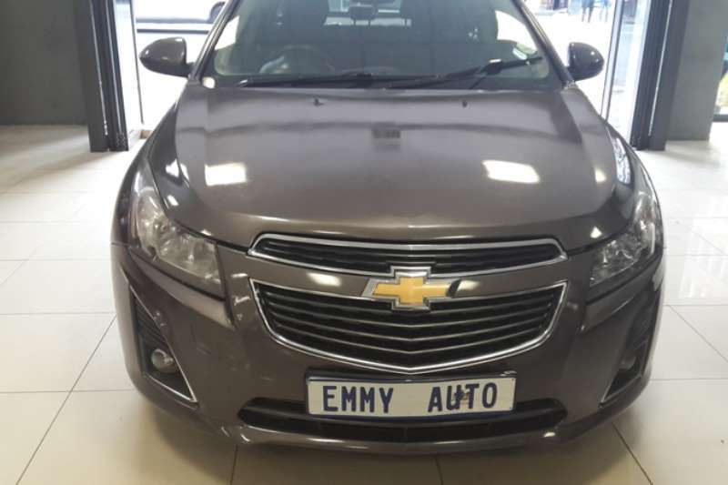 Chevrolet Cruze 1.8 LT 2013