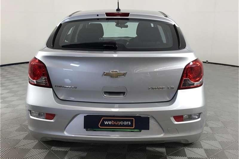 Chevrolet Cruze hatch 1.6 LS 2013