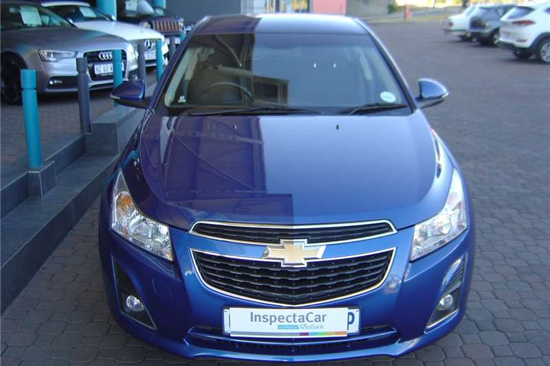 Used 2014 Chevrolet Cruze hatch 1.6 LS