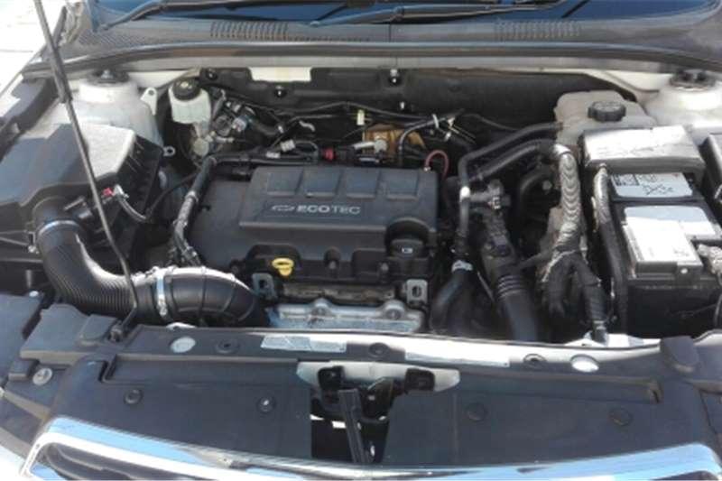 Used 2014 Chevrolet Cruze hatch 1.8 LS