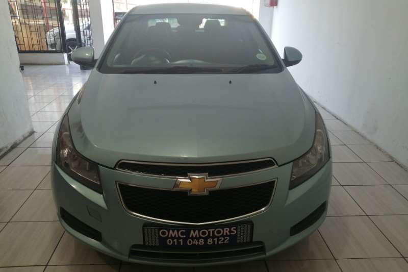 2012 Chevrolet Cruze sedan 1.6 L