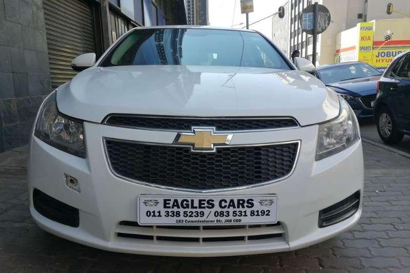 2016 Chevrolet Cruze 1.6 LS