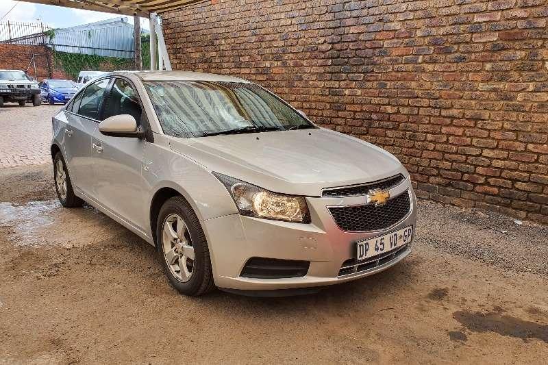 2011 Chevrolet Cruze 1.8 LS