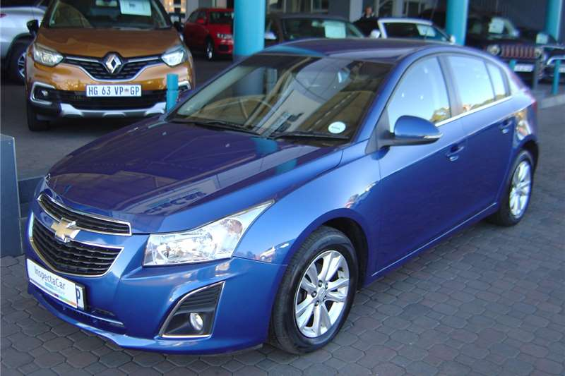 2014 Chevrolet Cruze hatch 1.6 LS