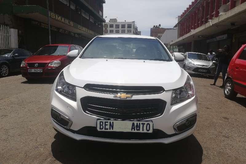 2015 Chevrolet Cruze 1.6 L