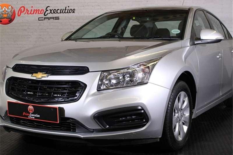 2016 Chevrolet Cruze sedan 1.6 L