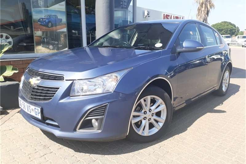 2014 Chevrolet Cruze hatch 1.6 LS