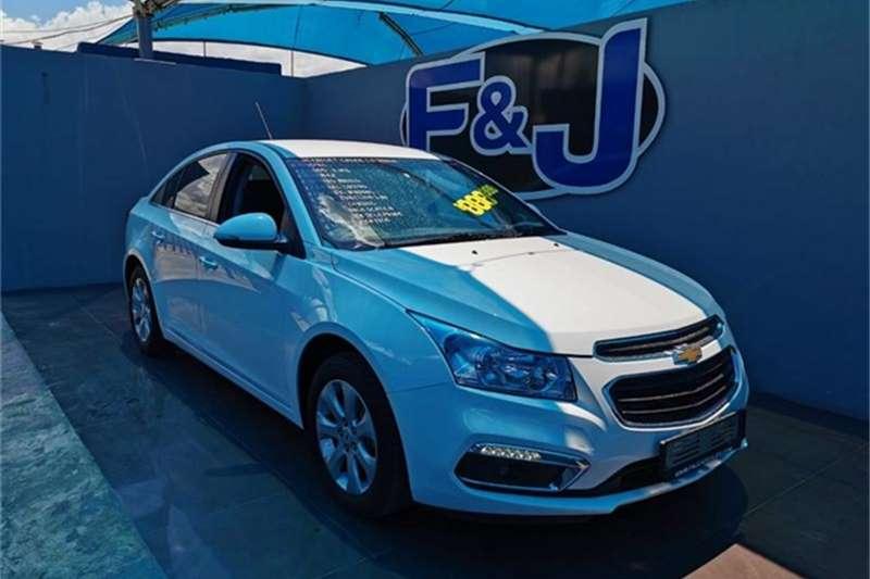 2016 Chevrolet Cruze hatch 1.4T LS