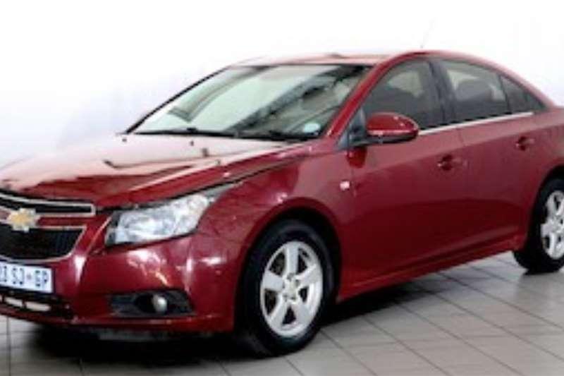 2011 Chevrolet Cruze 1.8 LT