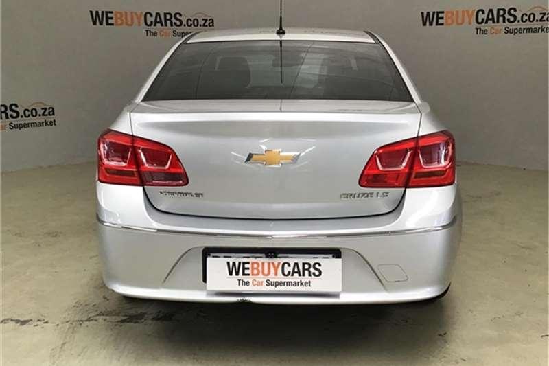 2015 Chevrolet Cruze sedan 1.4T LS auto