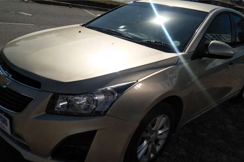 Chevrolet Cruze sedan 1.4T LS 2012