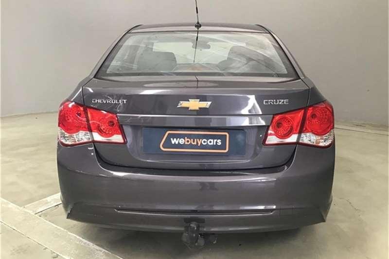 Chevrolet Cruze sedan 1.4T LS 2013