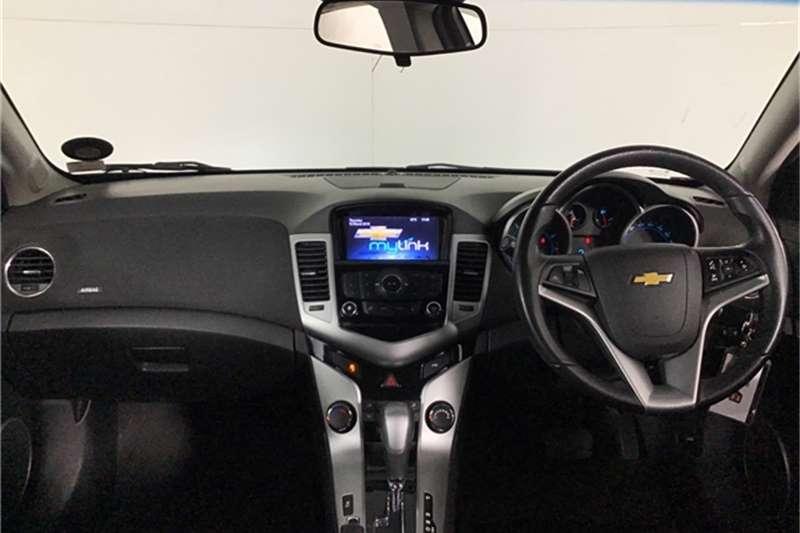 Used 2015 Chevrolet Cruze sedan 1.4T LS auto