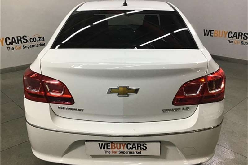 Chevrolet Cruze sedan 1.4T LS auto 2016