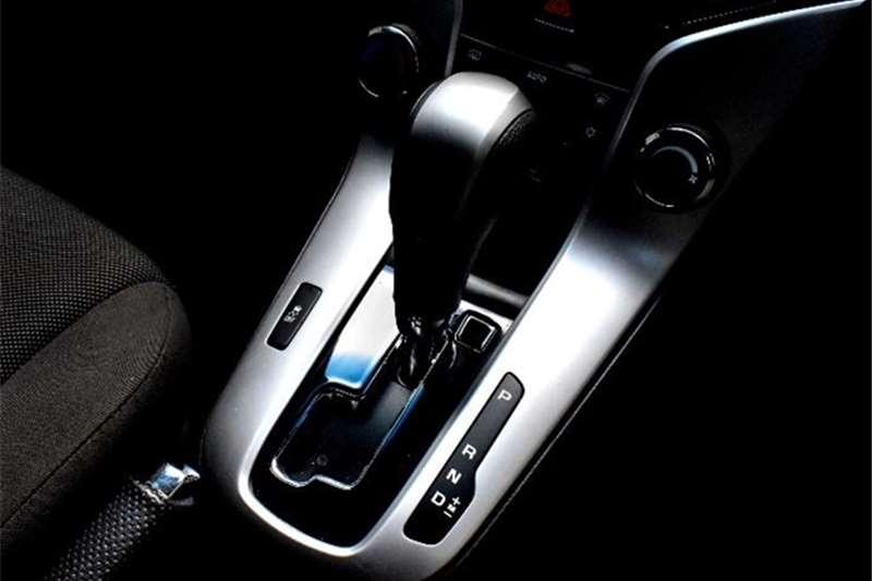 Used 2016 Chevrolet Cruze sedan 1.4T LS auto
