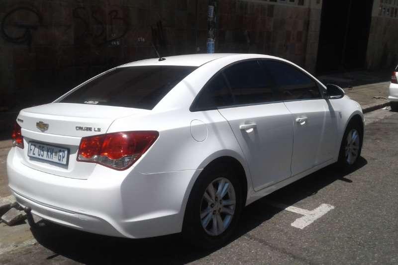Chevrolet Cruze sedan 1.6 LS 2013