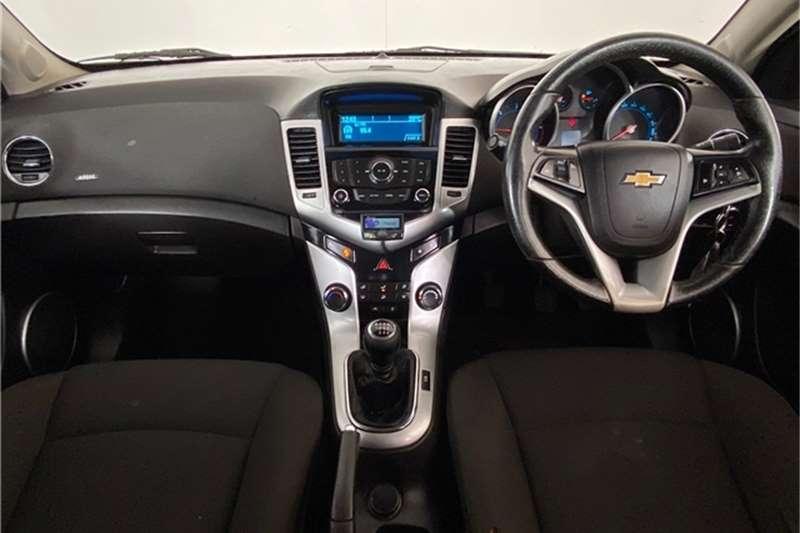 Used 2014 Chevrolet Cruze sedan 2.0D LS