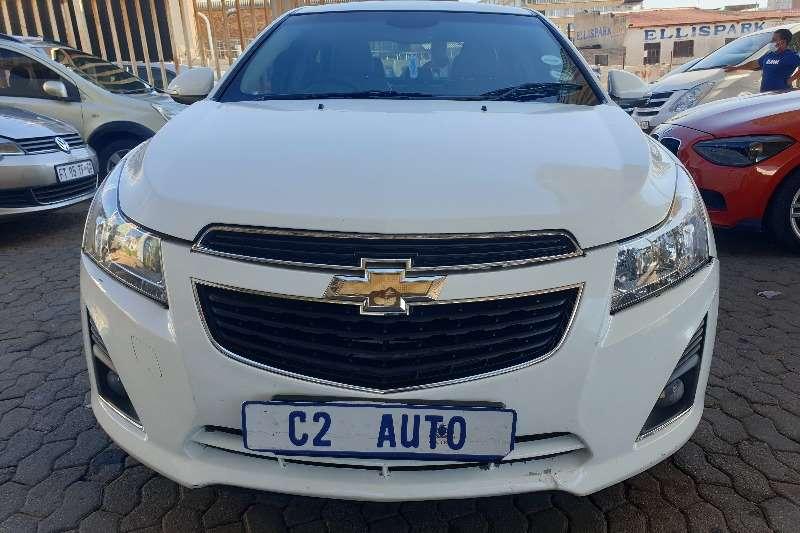 Used 2014 Chevrolet Cruze sedan 2.0D LT