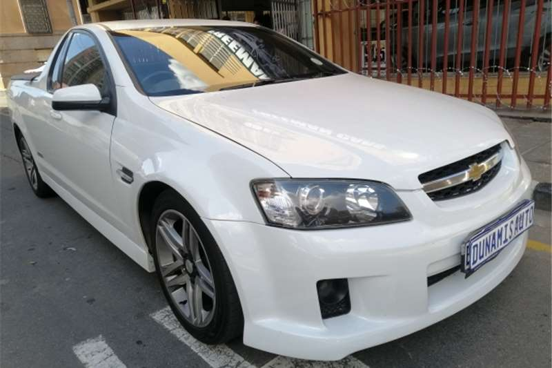 2012 Chevrolet Lumina Ute SS automatic