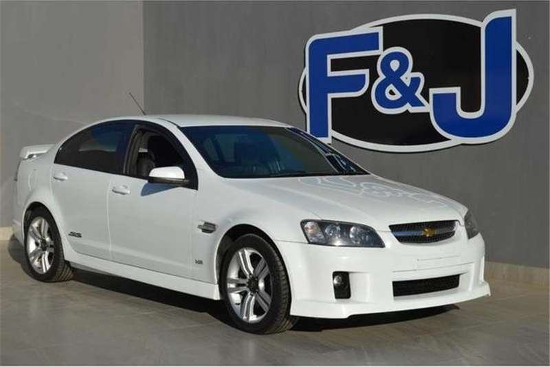 Chevrolet Lumina SS automatic 2012