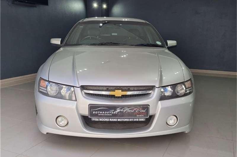Used 2007 Chevrolet Lumina Ute SS