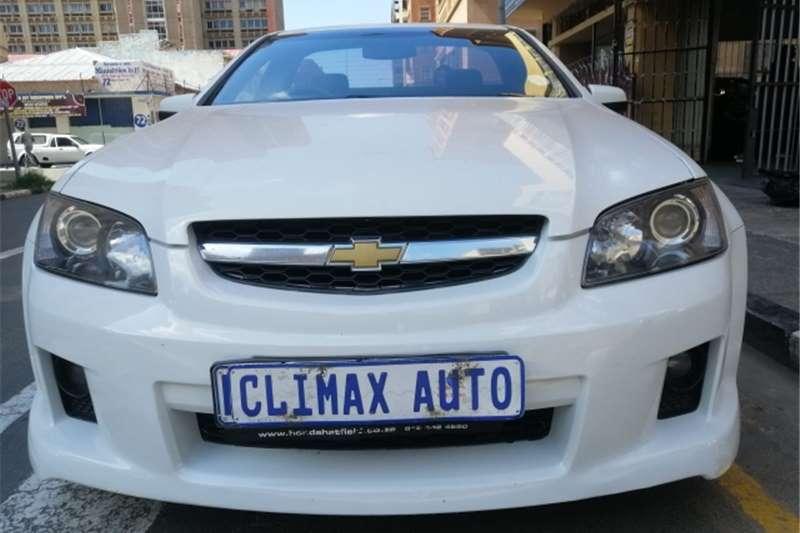 Chevrolet Lumina Ute SS automatic 2012
