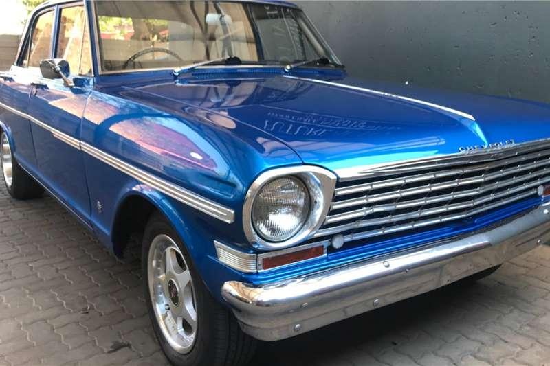 Chevrolet NOVA 2 1963
