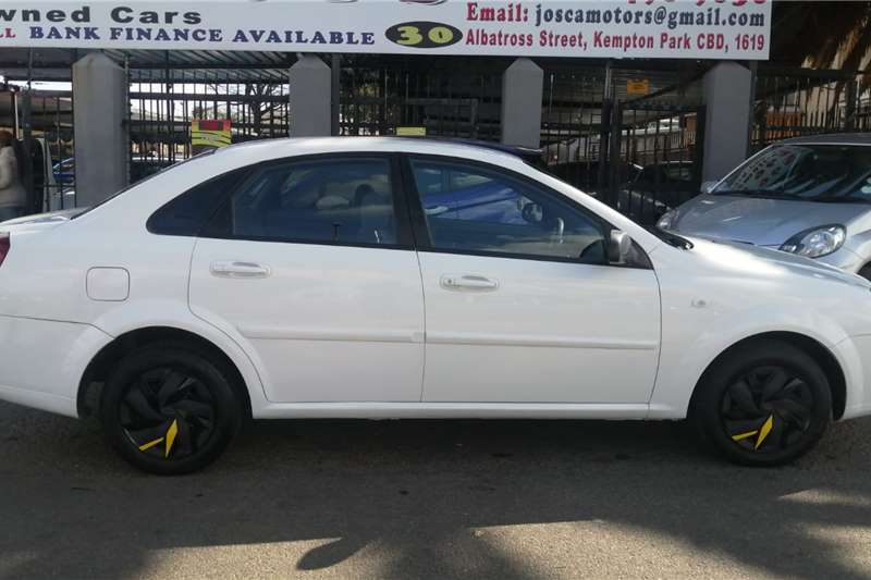 Used 2012 Chevrolet Optra 1.6 LS