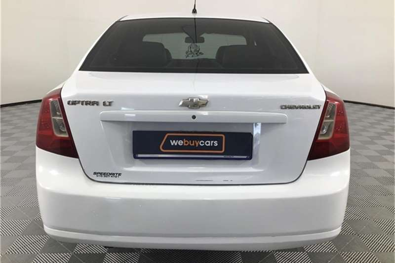 Chevrolet Optra 1.8 LT 2011