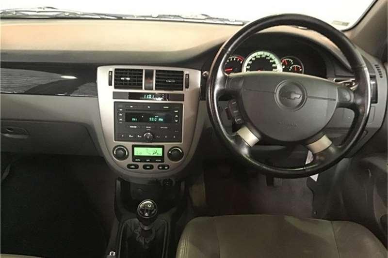 Chevrolet Optra 1.8 LT 2012