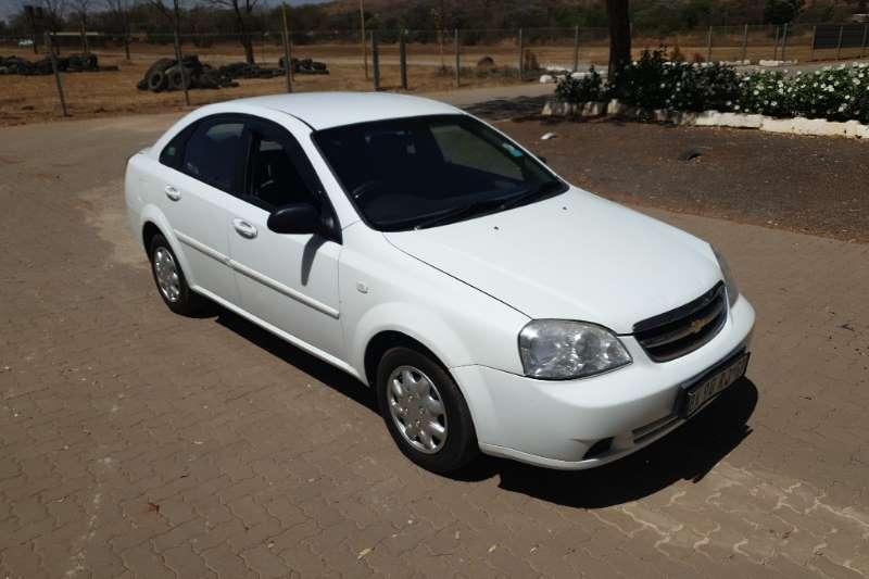 2011 Chevrolet Optra 1.6 L