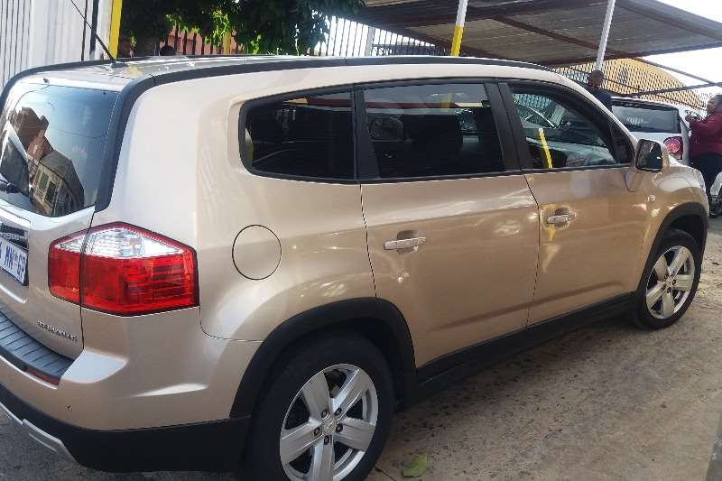 Chevrolet Orlando 1.8 LS 2011