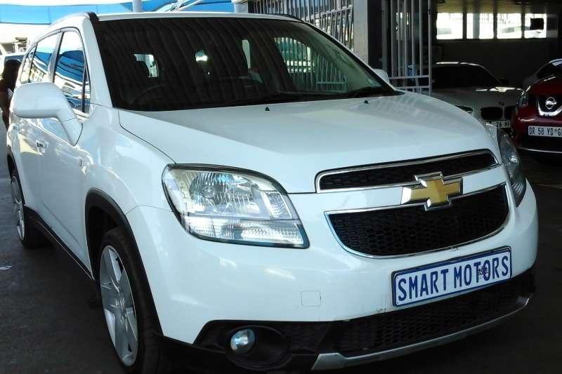Chevrolet Orlando 1.8 LS 2012