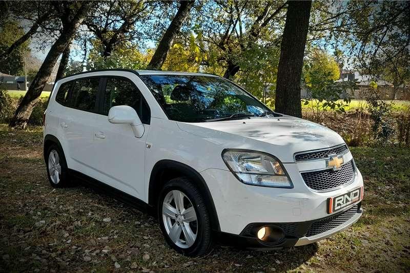 Used 2012 Chevrolet Orlando 1.8 LS