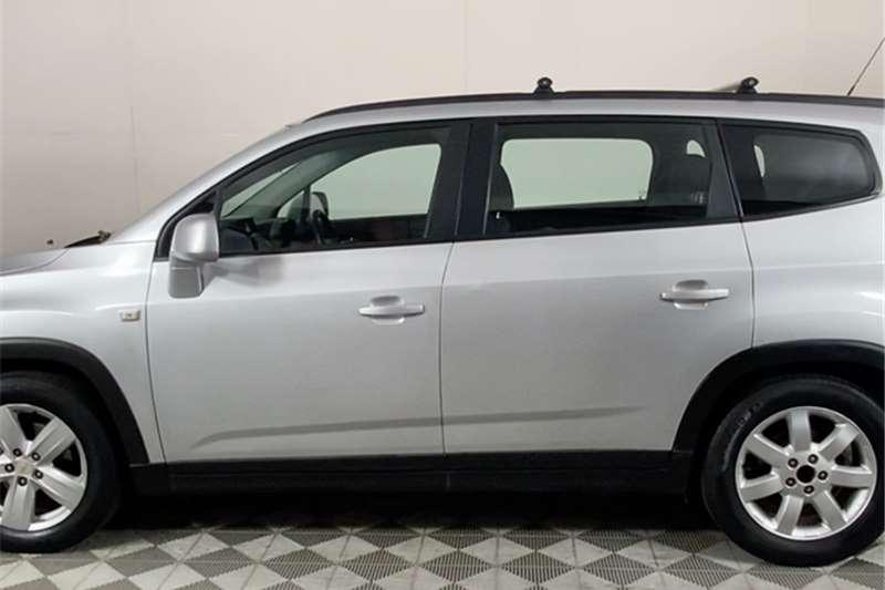 2012 Chevrolet Orlando Orlando 1.8 LS
